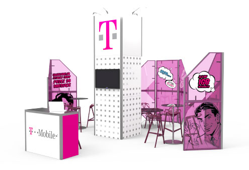 Clever Frame - Brand of the Week! - T-Mobile