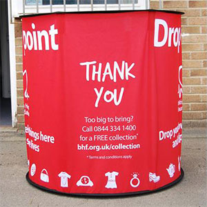 Pop Up Event Bin [BHF]