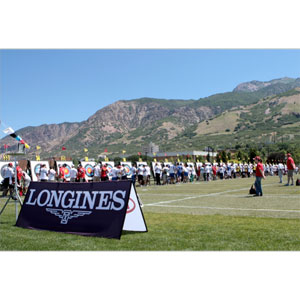 Rectangular Pop Up Banner [Longines]