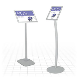 Snapframe POS Display - Choice of sizes & styles