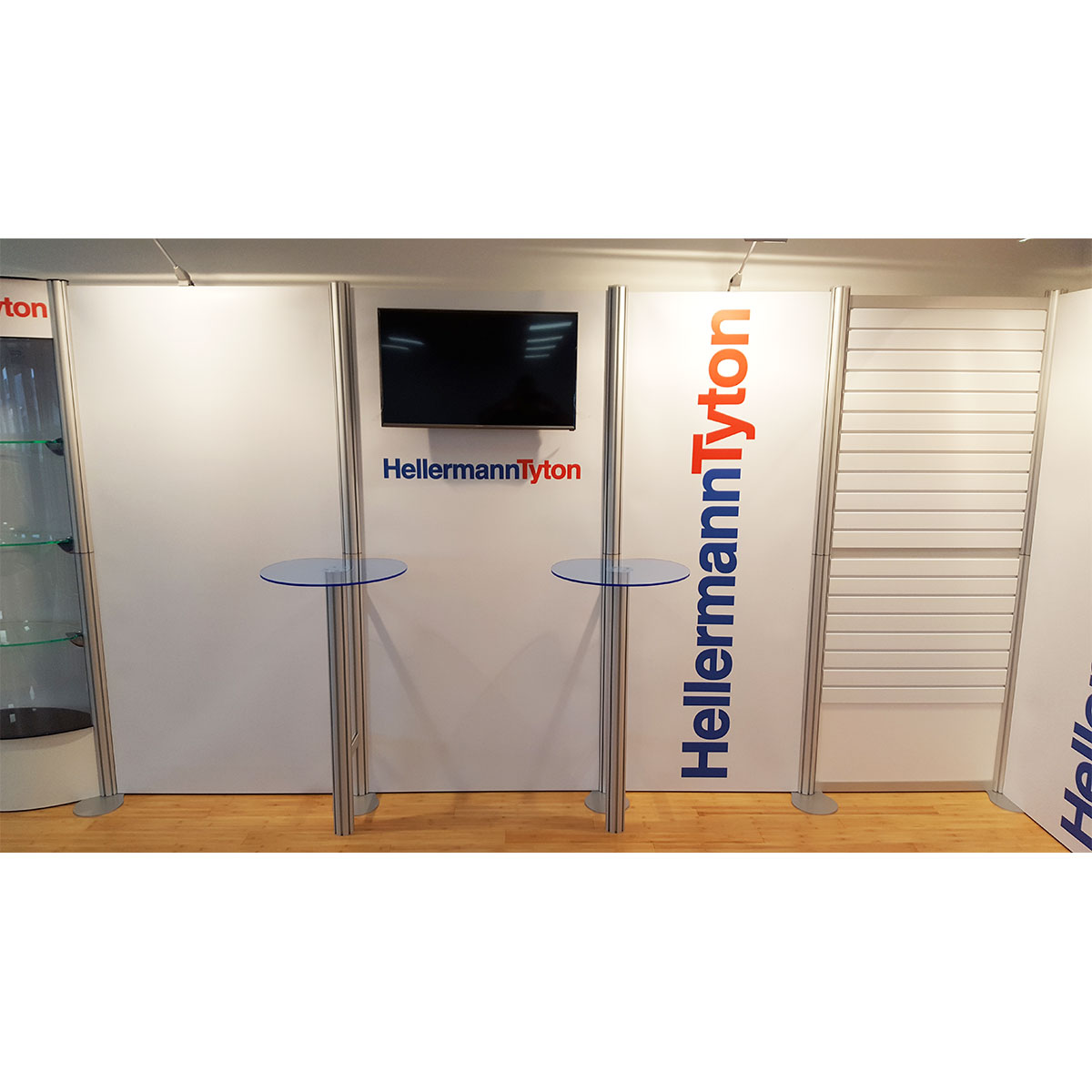 Modular Exhibition Stands Job : Centro modular exhibition stands