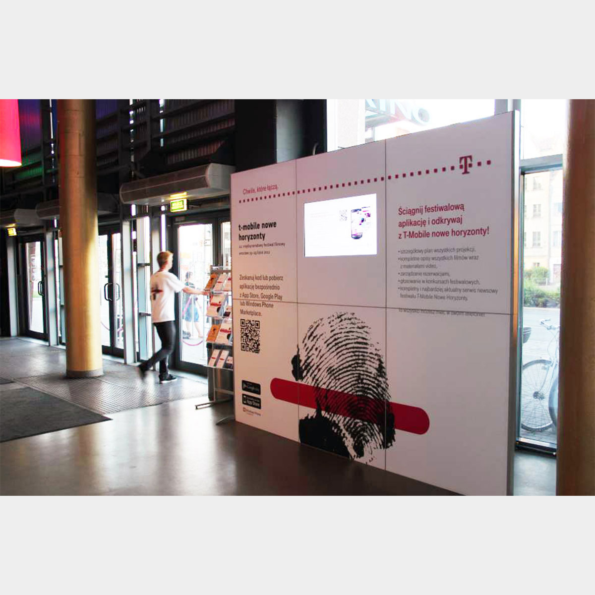 Exhibition Stand Frame : Clever frame modular exhibition stands
