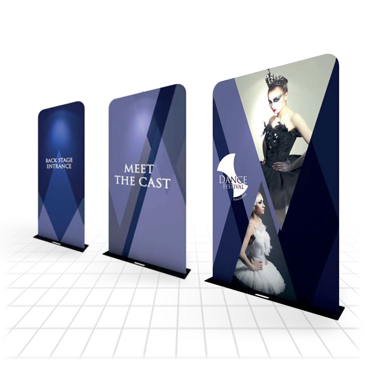 Fabric Exhibition Stand Quotes : Formulate monolith banners