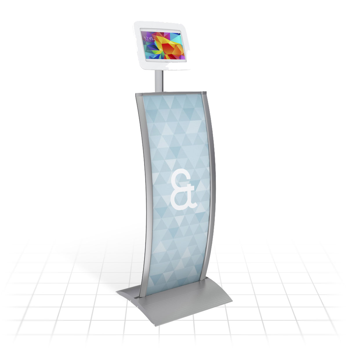 Kiosk Plus Tablet Display Stand Tablet Display Stands