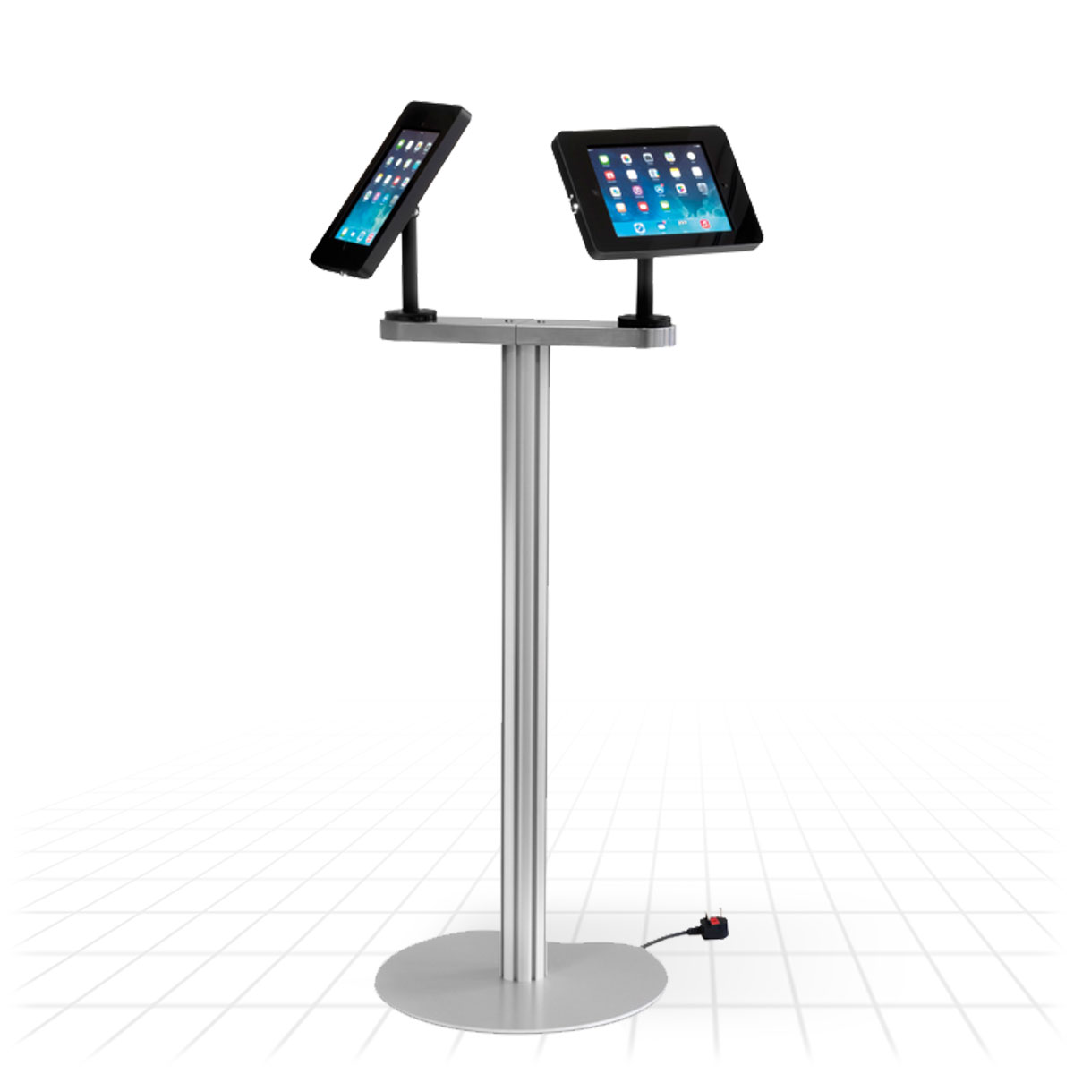 Ipad Duo Display Stand Tablet Display Stands