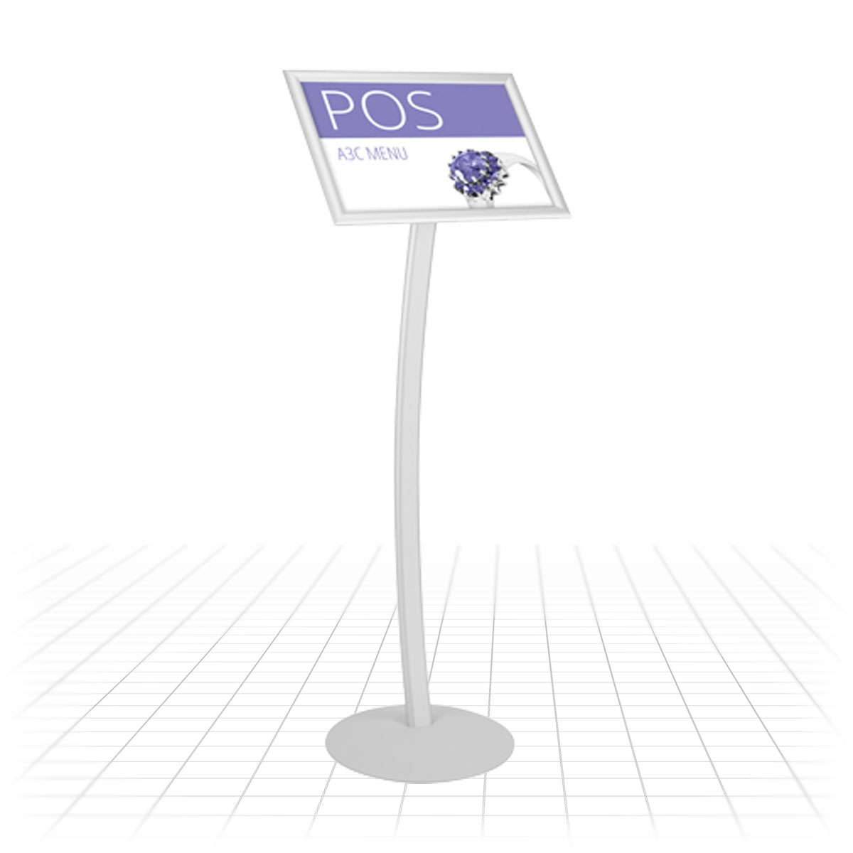 Menu Stand Point Of Sale