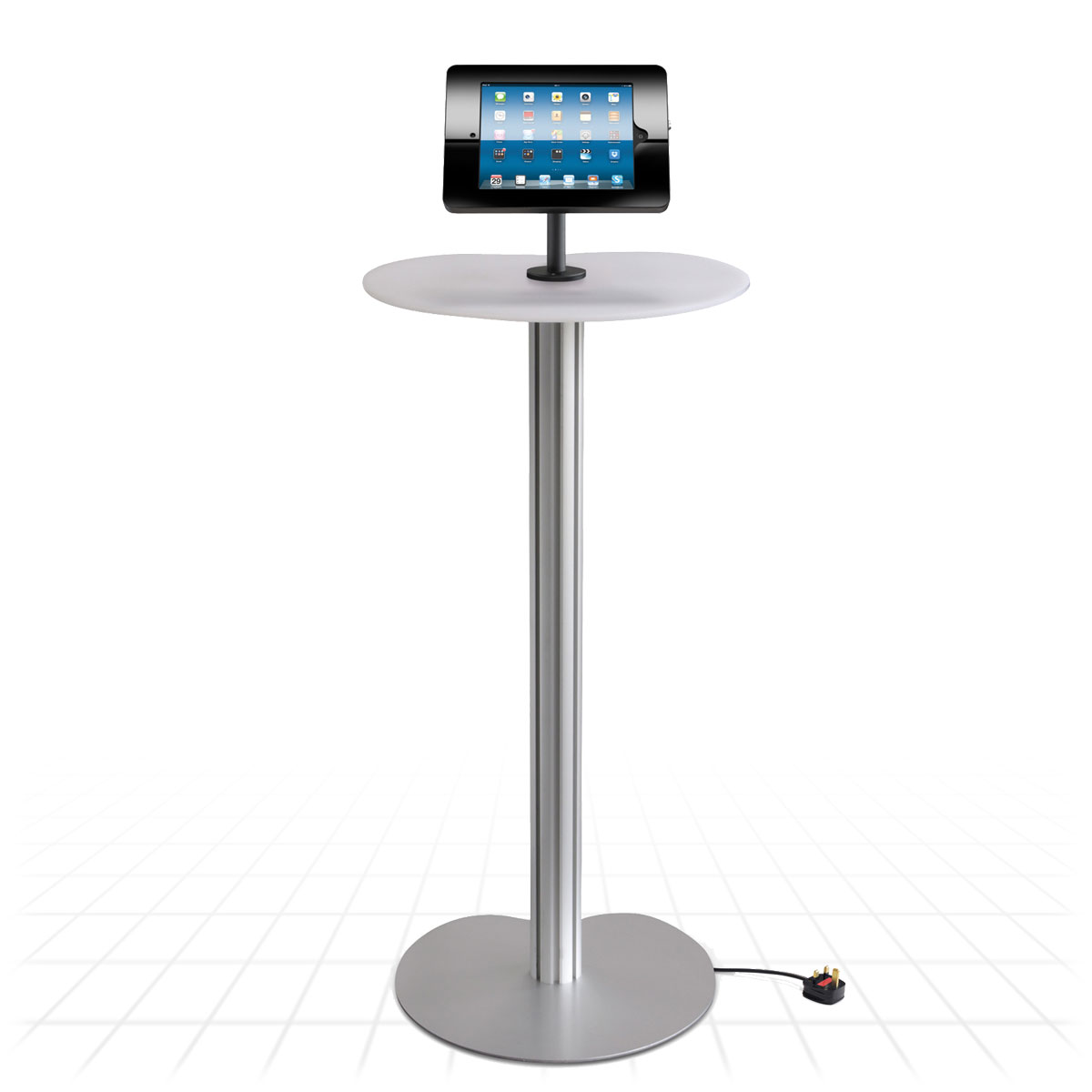 Exhibition Stand Tables : Podium ipad display stand tablet stands