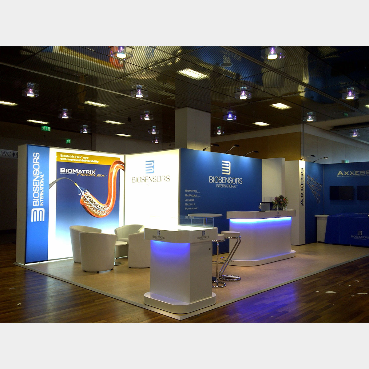 Modular Exhibition Stands Election : T modular exhibition stands