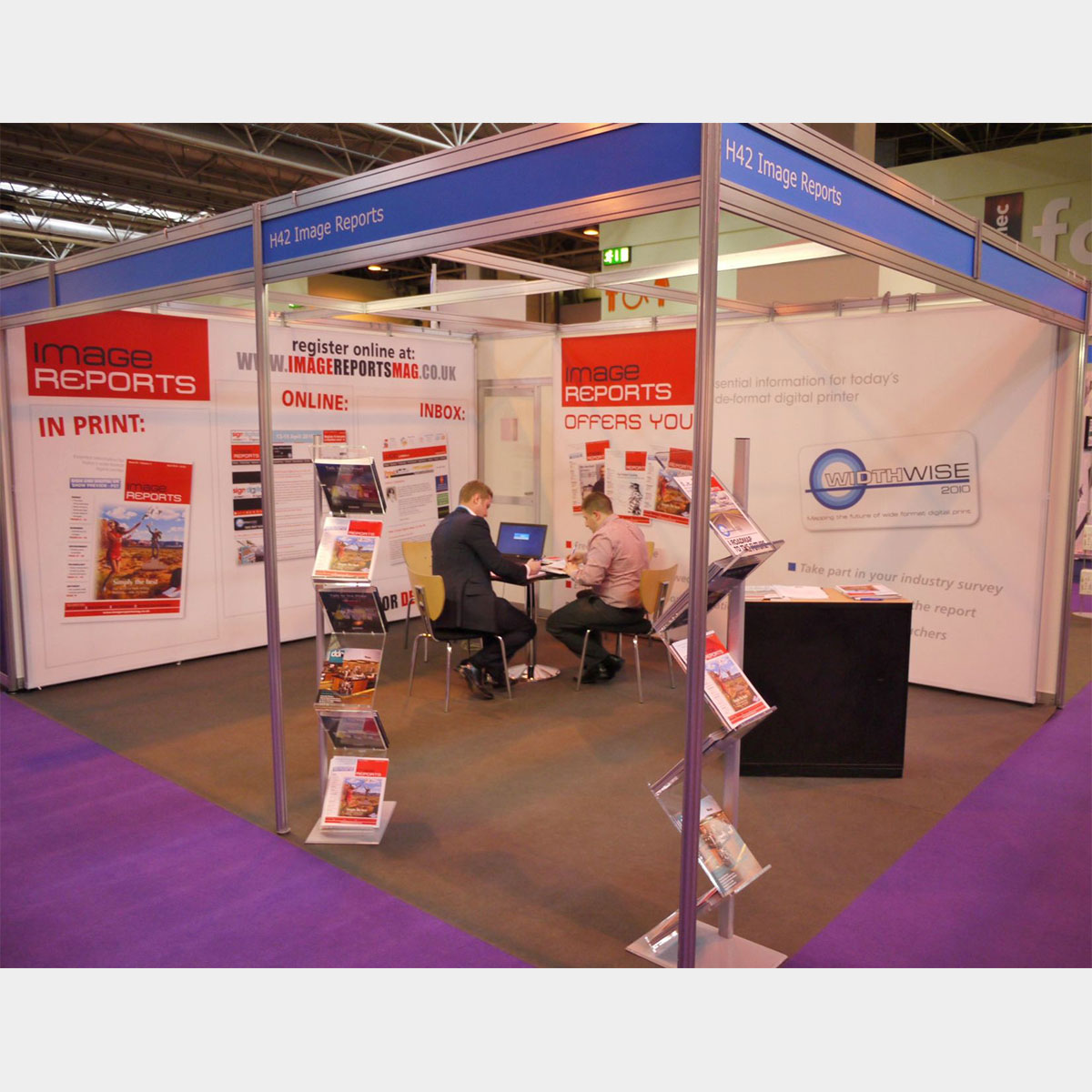 Modular Exhibition Stand Price : T shell kit modular exhibition stands
