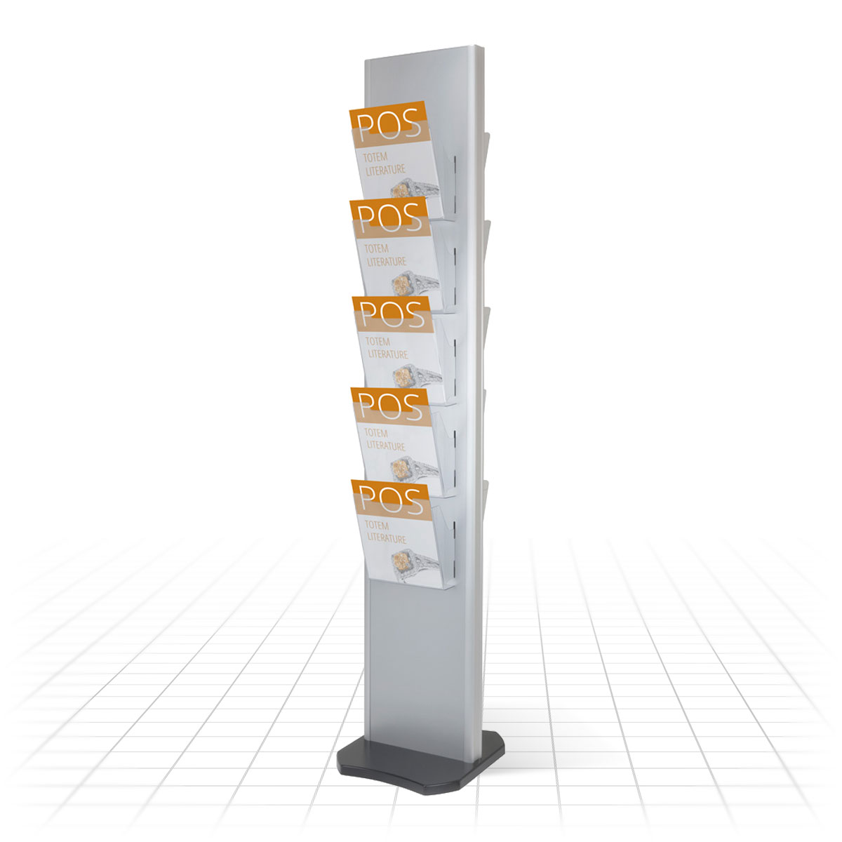 Tower Literature Stand Literature Stands