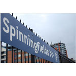Dibond Signage [Spinning Fields]