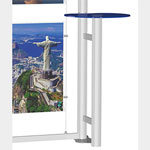 Eurostand Poster Display [Podium
