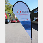 Teardrop Banner [Ashtead Tech]