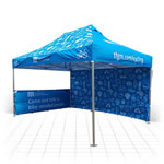 Branded Gazebos available in a range of sizes