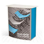 Gear Edge Counter (Curved)
