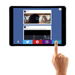 iPad Portal Software (Social Module)