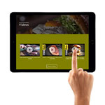 iPad Portal Software (Videos)