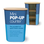 Mini Popup Counter [Front / Back]