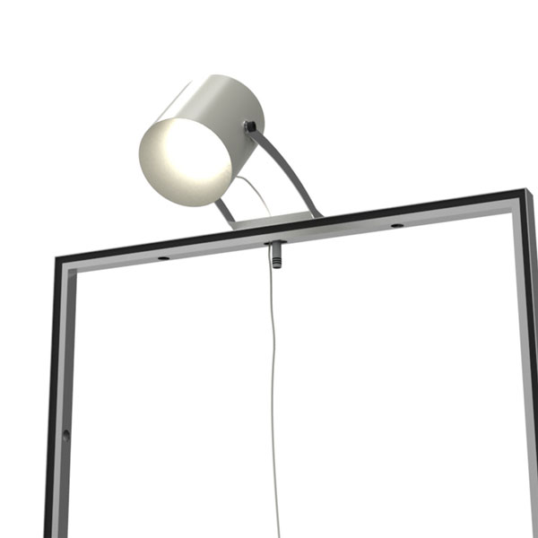 Clever Frame (Lamp)