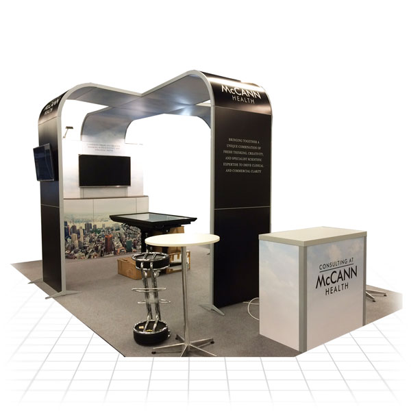 Exhibition Stand Frames : Clever frame modular exhibition stands