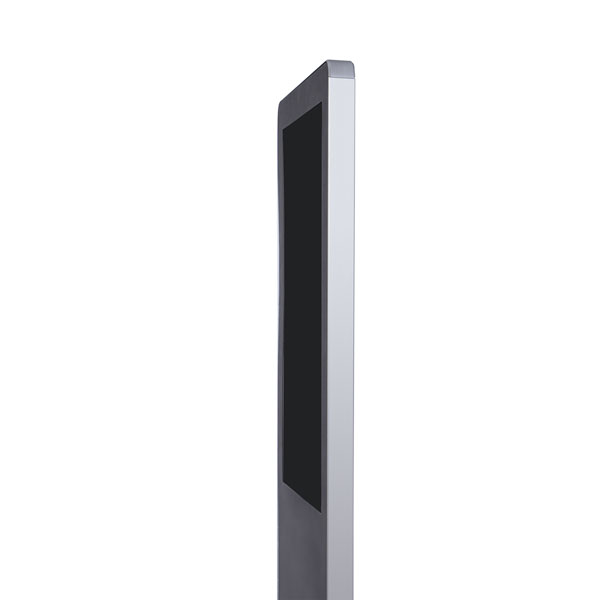 Digital Totem Rounded Corners (Side Profile)
