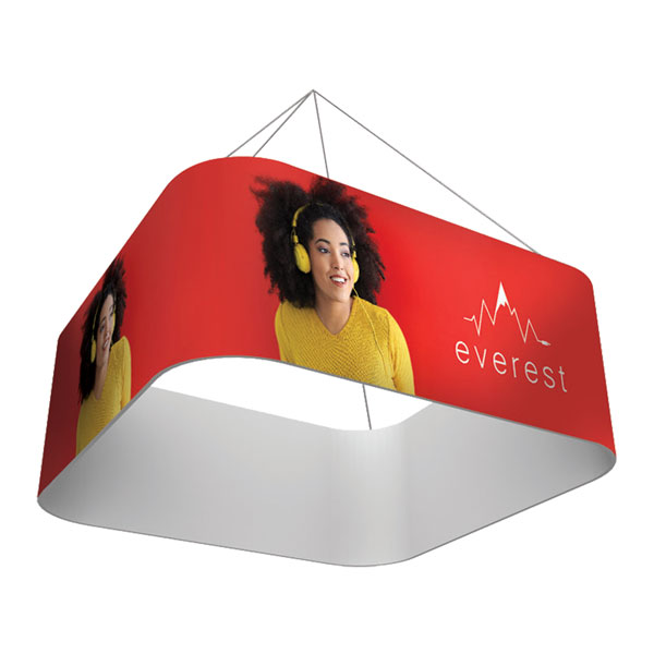 Formulate Hanging Banner (Rounded Square)