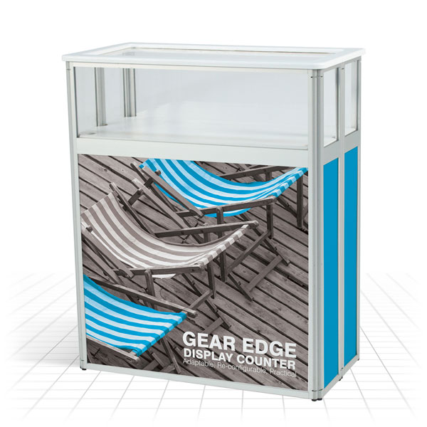 Gear Edge Counter (Display)