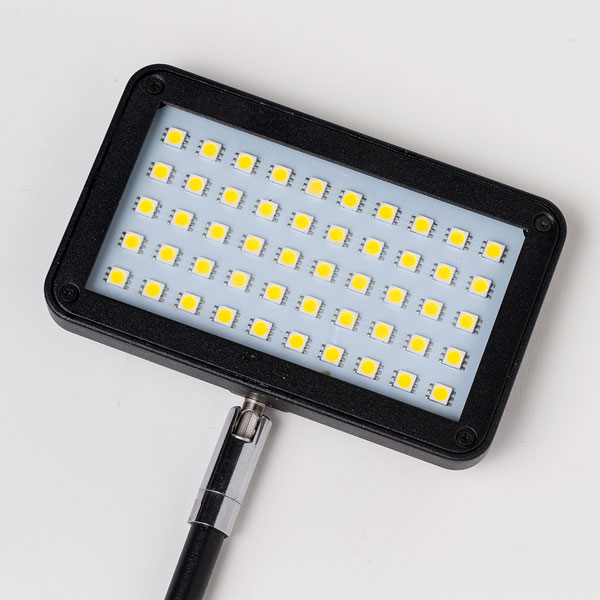 Impact LED Light (Close-up)
