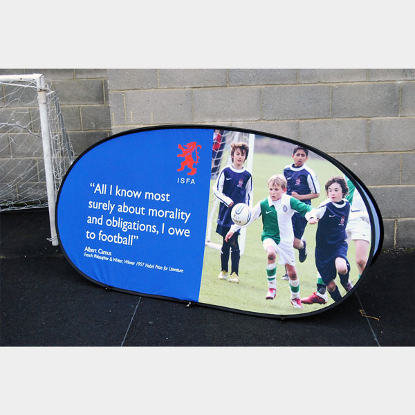 Pop Out Banner [ISFA]
