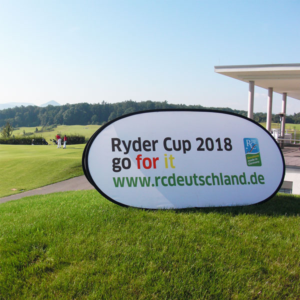 Pop Out Banner [Ryder Cup]