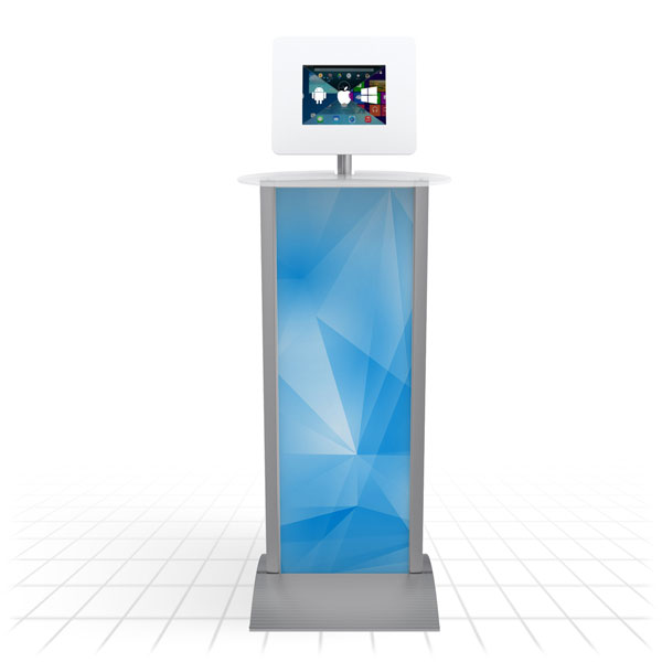 Kiosk Tablet Display Stand