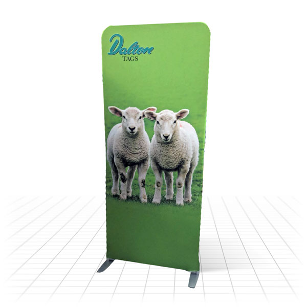Straight Fabric Banner [Countrywide]