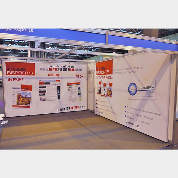 Exhibition Stand Kits : T shell kit modular exhibition stands