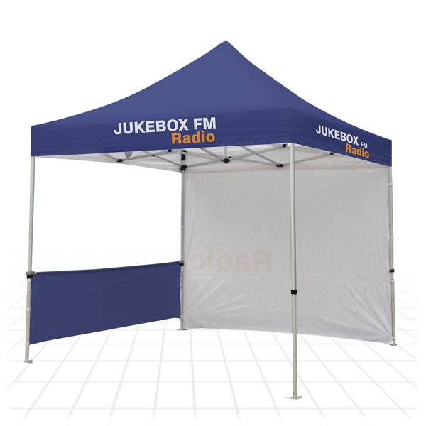 Zoom Tent [1 half-wall & 1 full-wall]
