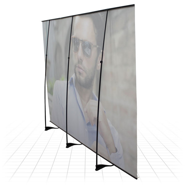 Uno Fabric Wall Option (3m)