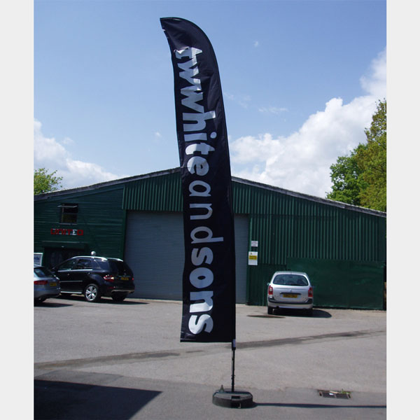 Wing Banner [TW White and Sons]