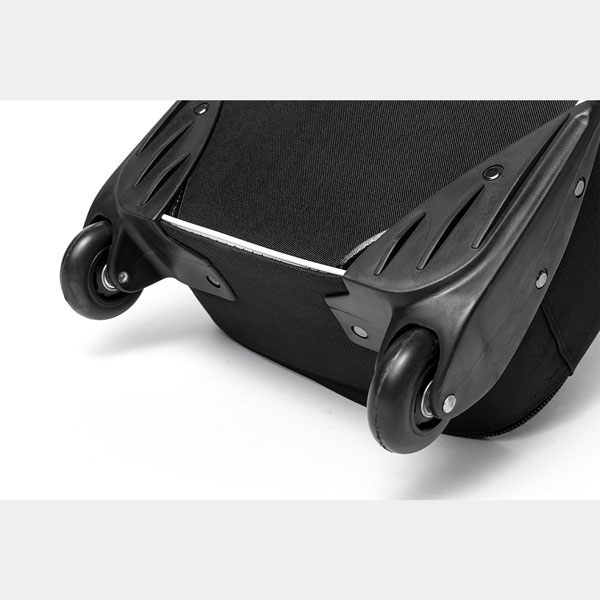 Zipper Wall Curved (Wheeled Case)