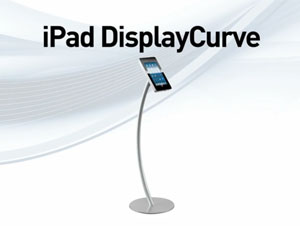 Overview video of the Curve iPad Display Stand